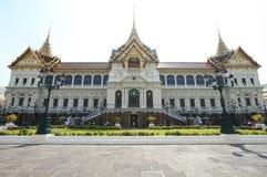 Großartiger Palast in Bangkok, Thailand. lizenzfreie stockfotografie