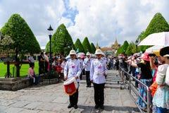 Großartiger Palast in Bangkok Thailand Lizenzfreie Stockfotos