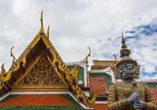 Großartiger Palast Bangkok, Thailand Stockbild