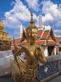 Großartiger Palast in Bangkok, Thailand stockbild
