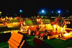 Großartiger Palast Thailands Lizenzfreies Stockbild