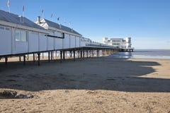 Großartiger Pier, Weston Superstute Stockbilder