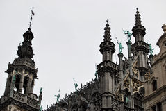 Großartiger Platz, Belgien Lizenzfreie Stockfotografie