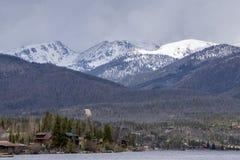 Großartiger See, Colorado Lizenzfreie Stockfotos
