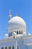 Großartiger Shaiekh Zayed Mosque - Abu Dhabi Stockfotografie