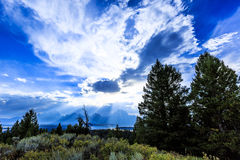 Großartiger Teton Nationalpark Lizenzfreies Stockbild