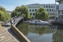 Großartiger Verband Kanal berkhamsted Hertfordshire der Kneipe stockfotos