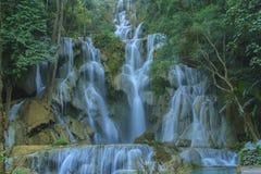 Großartiger Wasserfall Stockbilder