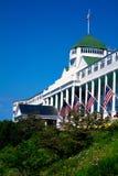 Großartiges Hotel Stockfoto