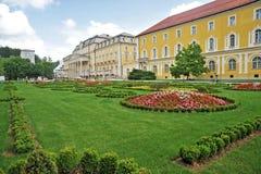 Großartiges Hotel Rogaska Slatina Stockbild