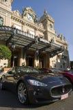 Großartiges Kasino in Monte Carlo Stockfoto