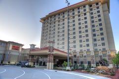 Großartiges Kasino in Shawnee Oklahoma lizenzfreies stockfoto