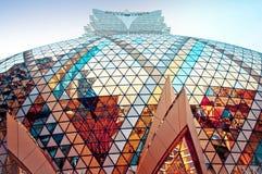 Großartiges Lissabon-Kasino in Macau Stockfoto