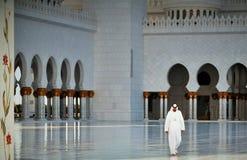 Großartiges Moscheenwasser Lizenzfreies Stockfoto