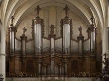 Großartiges Organ Stockfotografie