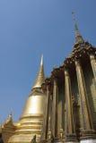 Großartiges Palace_Wat Phra Kaew stockfoto
