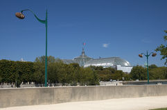 Großartiges Palais Stockfotografie