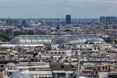 Großartiges Palais Paris Frankreich Stockbilder