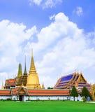 Großartiges Palast und Tempel phra kaew Lizenzfreie Stockfotos