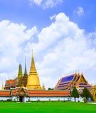 Großartiges Palast und Tempel phra kaew jpg Stockbilder