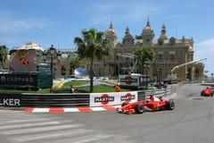 Großartiges Prix Historique Monte Carlo Stockfotos