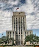 Großartiges Rathaus Stockfoto