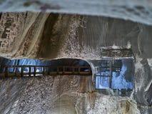 Großartiges Salzbergwerk in Turda-Grafschaft, Rumänien lizenzfreies stockfoto