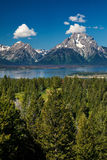 Großartiges Teton Stockfotos