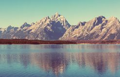 Großartiges Teton Stockbild