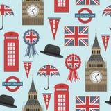 Großbritannien-Muster Lizenzfreie Stockfotos