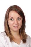 Große Augen Lizenzfreies Stockfoto