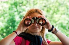 Große Augen Lizenzfreie Stockfotos