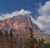 Große Berge Stockbild