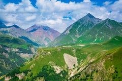 Große Berge Stockfotografie