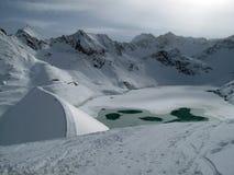 Große Berge Stockfotos