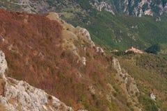 Große Berge lizenzfreie stockfotografie