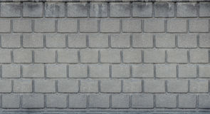 Große Blockwandbeschaffenheit Stockfotos