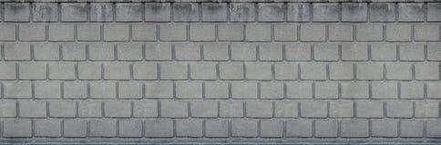 Große Blockwandbeschaffenheit Stockbild