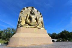 Große Buddha-Öffentlichkeit Templel Lizenzfreie Stockfotografie