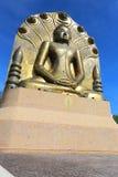 Große Buddha-Öffentlichkeit Templel Stockfotografie