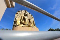 Große Buddha-Öffentlichkeit Templel Lizenzfreie Stockfotos