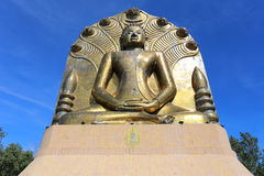 Große Buddha-Öffentlichkeit Templel Stockfotos