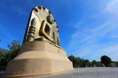 Große Buddha-Öffentlichkeit Templel Lizenzfreies Stockfoto
