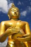 Große Buddha-Statue Lizenzfreie Stockfotografie