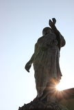 Große Buddha-Statue Lizenzfreies Stockbild