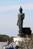 Große Buddha-Statue Lizenzfreie Stockbilder