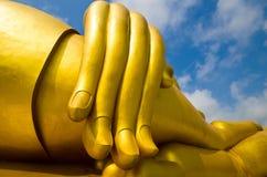 Große Buddha-Statue Lizenzfreies Stockfoto