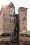 Große Buddha-Stellung Stockfoto