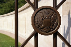 Große Dichtung der Vereinigten Staaten Lizenzfreies Stockbild