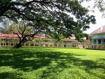 Große drei am thailändischen Palast, Huahin, Thailand Stockbild